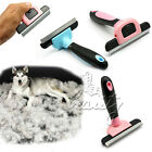 Pet Grooming deshedding fur stripping comb brush for Horses, Dogs Cats Rabbits