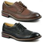 Ferro Aldo MFA-19312 Mens Lace Up Dress Classic Oxford Shoes w/ Leather lining