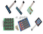 Matrix Keyboard Array Membrane Switch Keypad Keyboard MCU Accessory Board