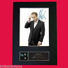 DERREN BROWN Quality Autograph Mounted Photo Reproduction A4 Print 482