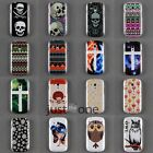 NEW for Samsung Galaxy S3 Mini i8190 Skin Case Cover Back Protector Multi Styles