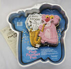 Pink Panther with Sax Cake Pan from Wilton #2576