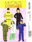 McCall's 5730 OOP Sewing Pattern to MAKE Childrens' Play Uniform Costumes Suits