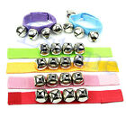 Hot Lovely Cute Baby Toddler Rainbow Wrist Foot Bell Rattle Pram Crib Shaker Toy