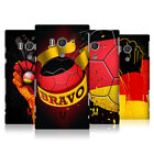 HEAD CASE FOOTBALL OLE SNAP-ON BACK COVER FOR SONY XPERIA ACRO S LT26W