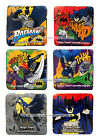 BATMAN Cotton MAGIC TOWEL Washcloth GROWS w/WATER Square Shape *YOU CHOOSE*