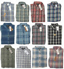 Double Ralph Lauren RRL Mens Long Sleeve Flannel Button Polo Shirt New S M L XL