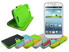 Leather Wallet Case Cover with Inner TPU Soft for Samsung Galaxy Express i8730