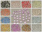 500 Daisy Flower Resin Rhinestones Crystal Acrylic Gems Nail Art Craft Scrapbook