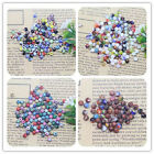 Free Shipping 50pcs Wholesale Natural Gemstone Round Spacer Loose Beads 4MM