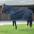 New Shires blue Waterproof Stowmarket rain sheet with hood 5.9 6 6.3 6.6 6.9 64c