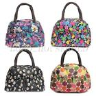 Outdoor Travel Lunch Bag Casual Handbag Picnic Totes Carry Storage With Pocket