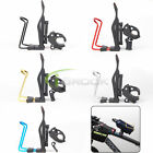 Adjustable Aluminum Bicycle CyclingBike Handlebar Mount Water Bottle Cage Holder