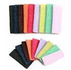 1PC Cotton Terry Cloth Sweatband Flexible Headband Head Hair Sports Yoga