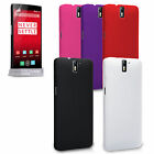 Yousave Accessories For The OnePlus One Best Hard Hybrid Tough Phone Case Cover