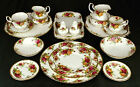 ROYAL ALBERT OLD COUNTRY ROSES ENGLISH MADE VINTAGE PIECES