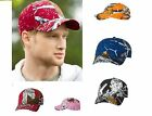 OUTDOOR CAP DOMINANT DNA UNISEX BASEBALL HAT COTTON GDC300 OR REALTREE CAMO C350