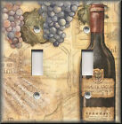 Switch Plates And Outlet Covers - Tuscan Vineyard - Wine Bar Kitchen Home Decor