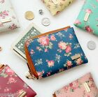 Pour Vous Blooming Coin Wallet Mini Purse Credit Business Card Holder Cute Case