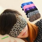 Comfortable Portable 3D Soft Travel Sleep Rest Aid Eye Mask Cover Eye Patch