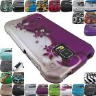 FOR SAMSUNG GALAXY S 5 5 S5 ACTIVE G870 GRAPHIC DESIGN HARD CASE COVERS+STYLUS