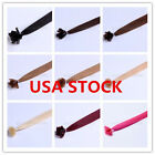 USA stock! 22 inch Remy Nail Tip Human Hair Extensions 50g, 3-5 days delivery!