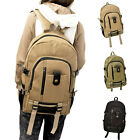 K5M Vintage Men's Canvas Outdoor Travel Hiking Shoulder Bag Backpack Rucksack
