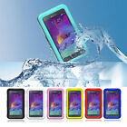 Waterproof Shockproof Dirt Snow Life Proof Case Cover for Samsung Galaxy Note 4