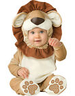 Infant Toddler Baby Lovable Lion Cub Animal Halloween Costume S-L