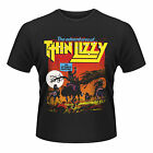 THIN LIZZY The Adventures Of Thin Lizzy The Hit Singles Collection T-SHIRT NEU