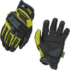 Mechanix Wear Safety M-Pact 2 Protection High-Visibility Gloves Multiple Sizes