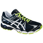 Asics Gel Flux Navy White Mens Trainers