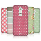 HEAD CASE FRENCH COUNTRY PATTERNS GEL SKIN BACK CASE COVER FOR LG G2 D802