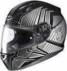 HJC CL-17 Redline Motorcycle Helmets Multi Black Graphics