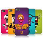 HEAD CASE SPOOKY BEANIES SNAP-ON BACK COVER FOR BLACKBERRY Z10