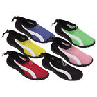 Aquatic Pool Beach/Surf Adjustable Slip-On Shoes Men's/Women's - All Sizes