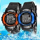 New Multifunction Waterproof Child/Boy's/Girl's Sports Electronic Wrist Watches