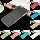 "Ultra Thin Skin For iPhone 6 Plus 5.5"" PC Brushed Case Cover Hard Back"