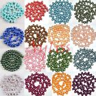 6-7mm Cultured Rice Oval Fresh Water Pearl Top Drilled Loose Bead Jewelry Making