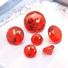 Crystal Red Diamond Confetti Wedding Party Favor Paperweight Scatter Decoration