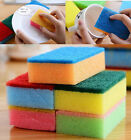 ERASER SPONGE SCOURING PAD SCRUBBING HOME KITCHEN DISH HOUSEHOLD CLEANING CLEAN