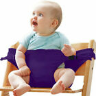 New Baby Portable Feeding Seat High Chair  - Infant Travel Sacking Seat