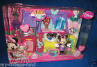 Fisher Price Disney Minnie Mouse Bowtique Pampering Pets Salon NEW