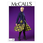 McCall's 7025 Easy Sewing Pattern to MAKE Close Fitted Lined Military Coat
