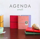 Agenda Diary Small Planner Scheduler Journal Agenda Notebook Korean Organizer