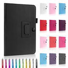Leather Folding Folio Stand Case Cover For Samsung Galaxy Tab 3 P5200 P5210 10.1