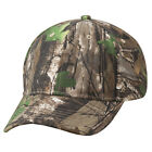 PEACHES PICK LICENSED Camouflage Hat REALTREE MOSSY OAK HUNT Camo Baseball CapHats & Headwear - 159035