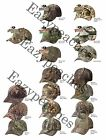 PEACHES LICENSED Camouflage Hat REALTREE MOSSY OAK HUNT Camo Baseball Cap