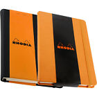 "Rhodia 5-1/2"" x 8-1/4"" Webnotebook, Choice of Color & Paper Type"