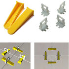50pcs Tile Leveling System-Level Construction Tools For Floor/Wall Wedge/Straps